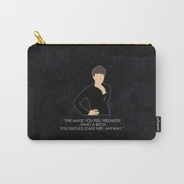 Being Human - Alex Millar Carry-All Pouch