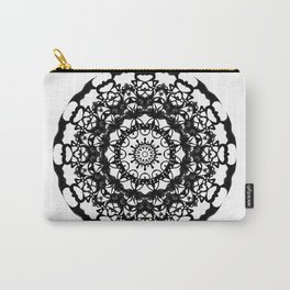 Solar Plexus Mandala Carry-All Pouch