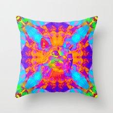 Briah-Sir Parker  Throw Pillow