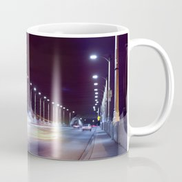 Last Lights Downtown. Coffee Mug