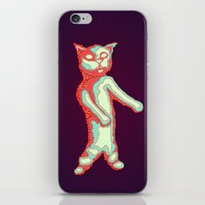 Zombie Cat iPhone & iPod Skin