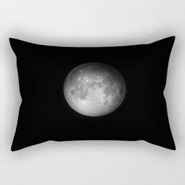 Full Moon Detail Rectangular Pillow