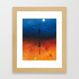 Hidden Craze Framed Art Print