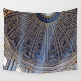 St. Peter's Basilica Wall Tapestry