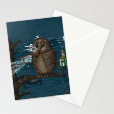 Movie Time Stationery Cards
