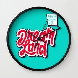 Dream Land Wall Clock