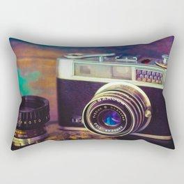 Dad's Camera One Rectangular Pillow