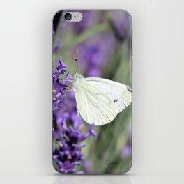 lavendel iPhone Skin