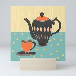 Soothing Tea Mini Art Print