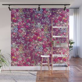 """Eternal spring"" - The bouquet Wall Mural"
