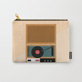 Record Player Carry-All Pouch