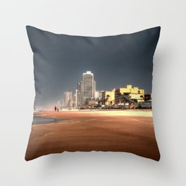 Flow With It Throw Pillow
