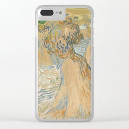 Sheaves of Wheat Clear iPhone Case