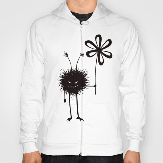 Evil Flower Bug Hoody