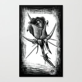 Tainted Love: Part I Canvas Print