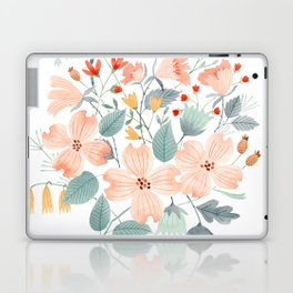Dogwood Flowers Laptop & iPad Skin