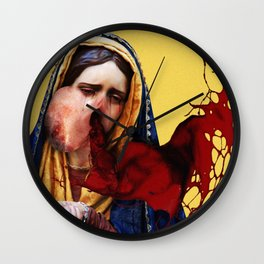 Chastity Wall Clock