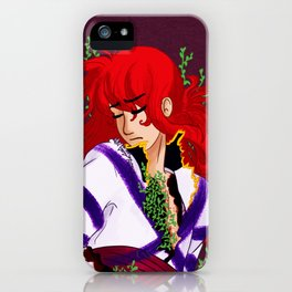 cons of the death plant iPhone Case