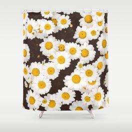 Daisy Daisies Shower Curtain