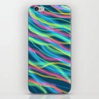 80s iPhone & iPod Skins featuring 80s Ripple by Beth Thompson