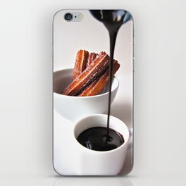 Churros & Chocolate iPhone Skin