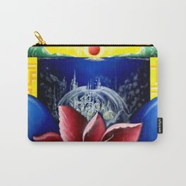 """Generate"" by Adam France and Nick Scotella Carry-All Pouch"