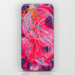 As The Caged Bird Sings iPhone Skin