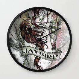 JAYBIRD art & design Wall Clock