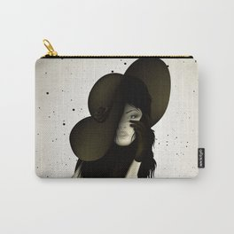girl in the hat Carry-All Pouch