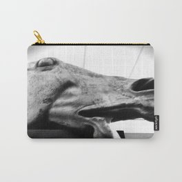 library horse Carry-All Pouch