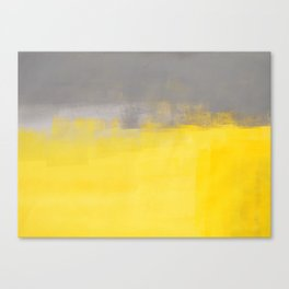 A Simple Abstract Canvas Print