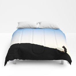 Sunrise #1 Comforters