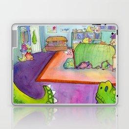 Bumps in the Night Laptop & iPad Skin