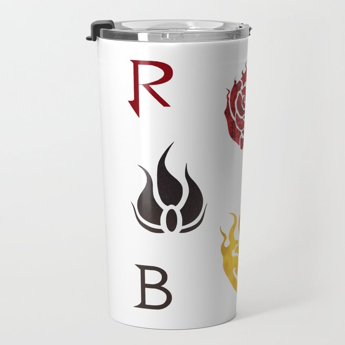 RWBY Emblems - Team RWBY Travel Mug