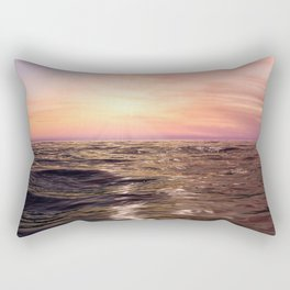 west Rectangular Pillow