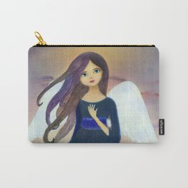 Christmas Angel 2 Carry-All Pouch