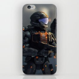 Helljumpers iPhone Skin
