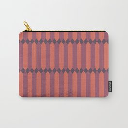 Panes - Orange Carry-All Pouch