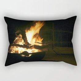 Stories All Through the Night Rectangular Pillow