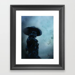 Cadbane Framed Art Print