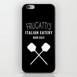 FRUGATTI'S CALIF iPhone Skin