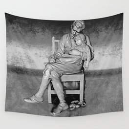 Study in Love Wall Tapestry
