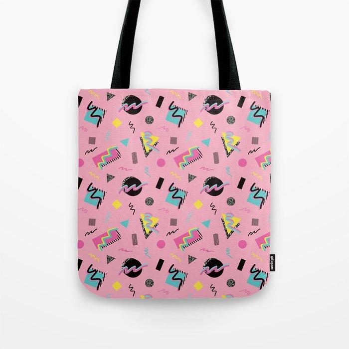 Postmodern Slumber Party Tote Bag