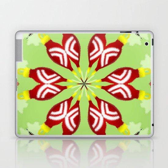 Kaleidoscope 'K1 SQ' Laptop & iPad Skin