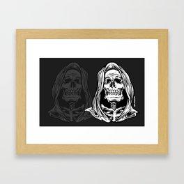 112 Framed Art Print