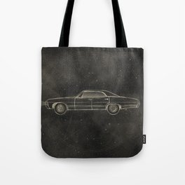Supernatural: Impala Tote Bag