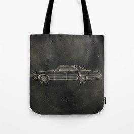 Supernatural: Impala Tote Bag