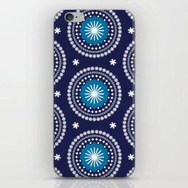 Bandana (Jackie Blue) iPhone Skin