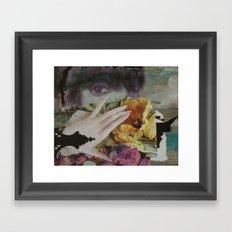 Florame Framed Art Print