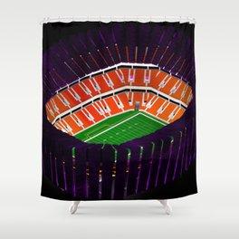 The Malpelo Shower Curtain